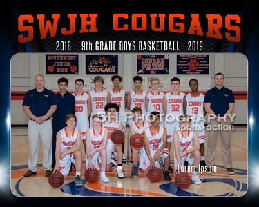 SWJH Boys Basketball