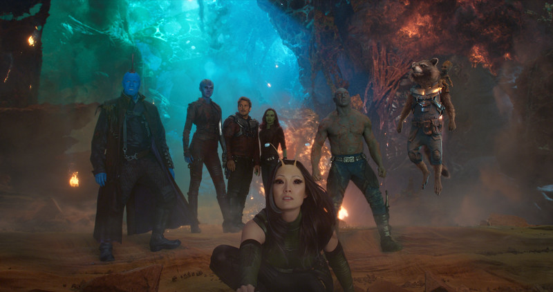 GUARDIANS OF THE GALAXY VOL. 2 land at El Capitan Theatre with special offers