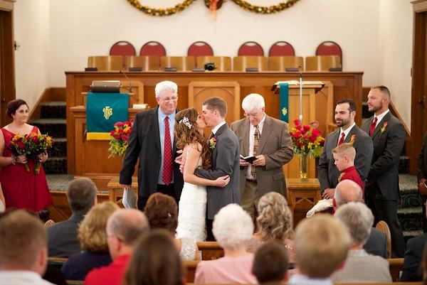 Jena & Zach - Ceremony