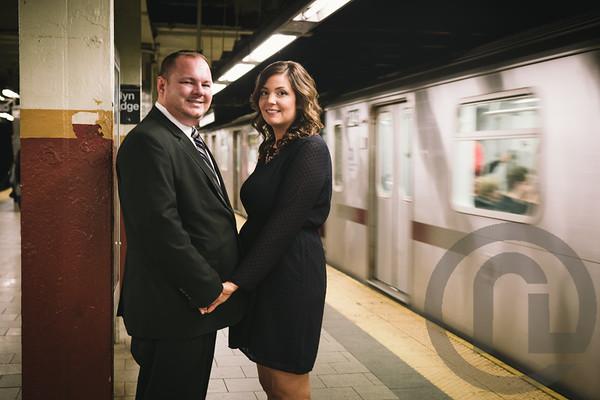 Christina and Steve