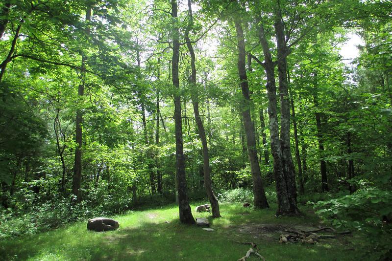 Cabin Trailhead
