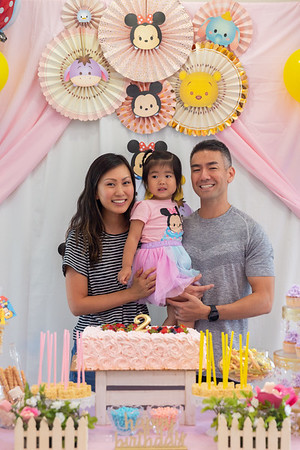 Naomi's 2nd Birthday
