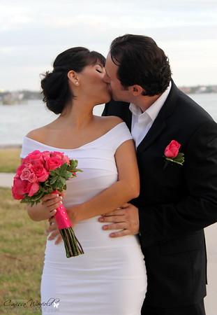 Elizabeth and Mark Caruso