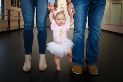 Baby E Cates Turns ONE