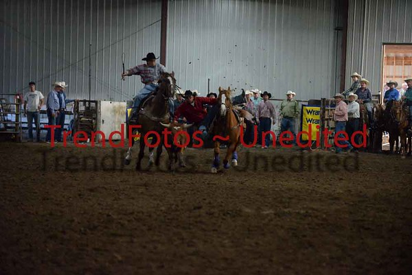 Magrath Steer Wrestling Day 1