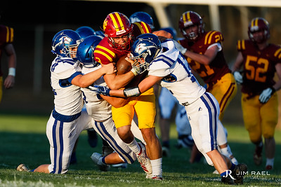 JV & Varsity Football vs. Fortuna