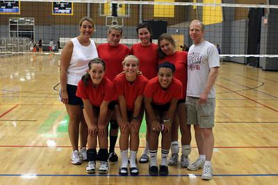 20110801 Summer League Volleyball