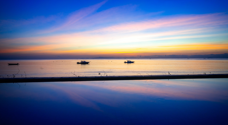 Kalimaya Pool Sunrise 2