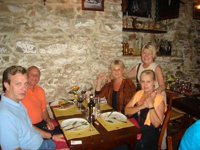 TUSCANY & UMBRIA  2006 - CORTONA