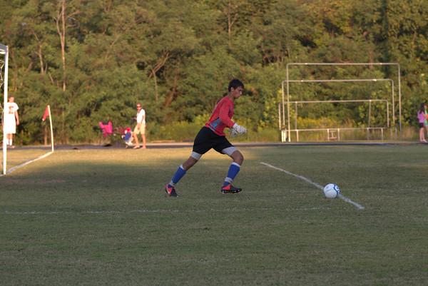 Sean, Min, Luke Soccer 2013