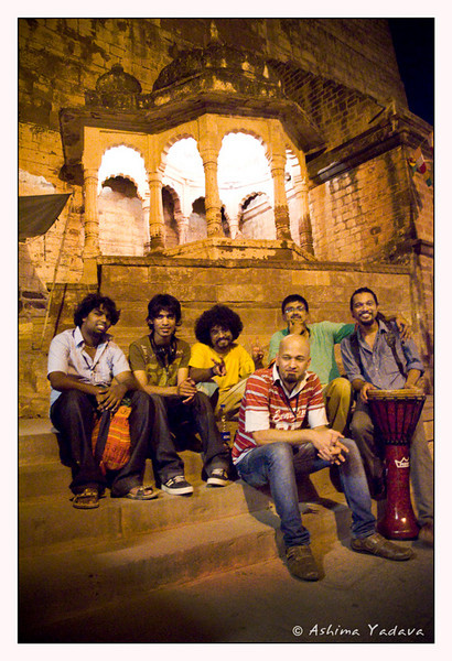Swarathma - Contemporary Indian Folk Rock!