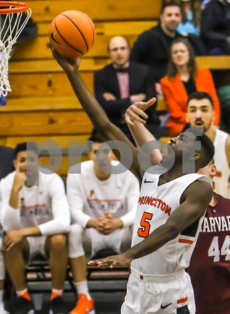 PrincetonMBB vs Harvard 032318