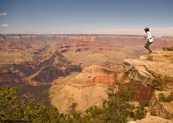 Grand Canyon National Park, May 2008