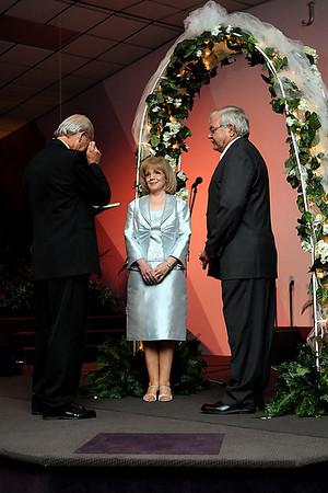 Wedding - Glenn and Hope Carter