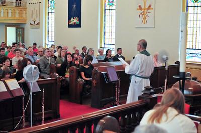 The Retirement Celebration of the Reverend Richard Gardner