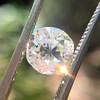 1.60ct Old Mine Cut Diamond, GIA H VS2 13
