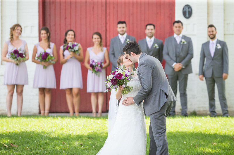 Claire & Ollie at the Red Mile's Round Barn, 9.01.18