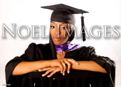 2014 Briahna Thompson Grad Photos