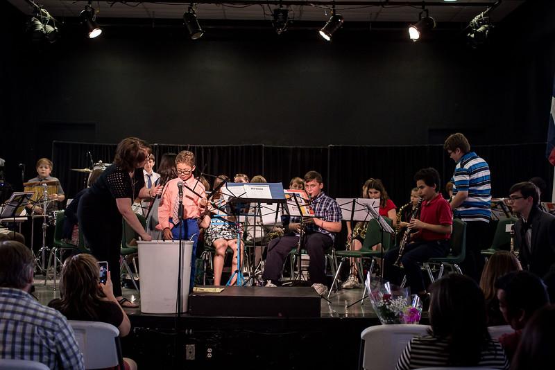 Aristoi Band Recital May 2016
