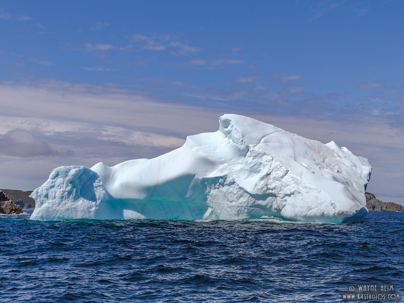 Iceberg 59    Photography by Wayne Heim