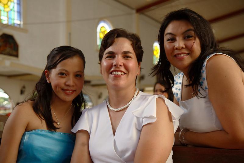 2008-Jan: Jen & Cyril's Wedding