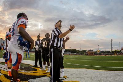 Starkville vs. Kipp Collegiate (2015)