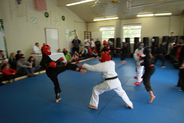 Black Belt Exams 2011