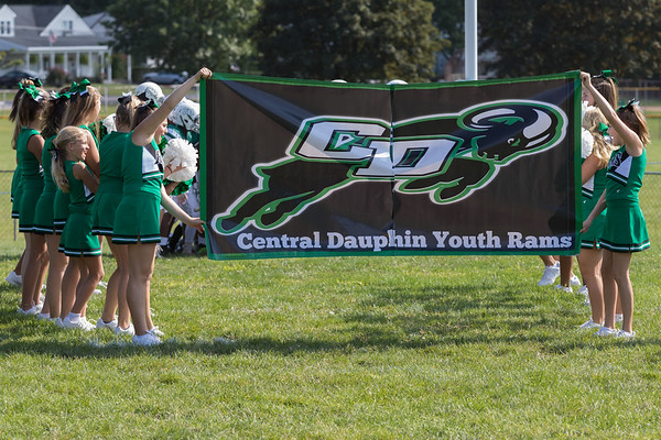 2017-09-10 | Central Dauphin vs. Cumberland Valley
