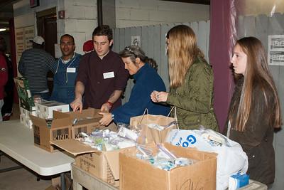 Covenant Community Thanksgiving Dinner for the Homeless