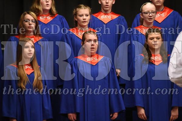 JH/HS Chorus Spring Program 05-10-17
