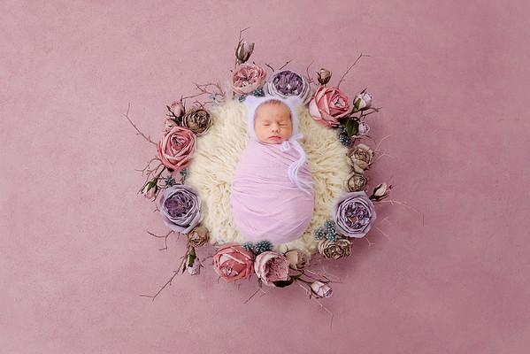 Newborn Antonia Maria