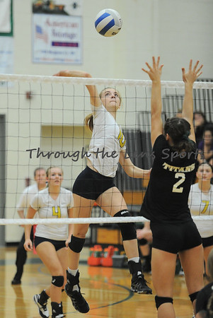 West Salem vs. West Albany HS Volleyball