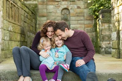 Alison, Adam, Liora, Kaya -- October 5, 2014