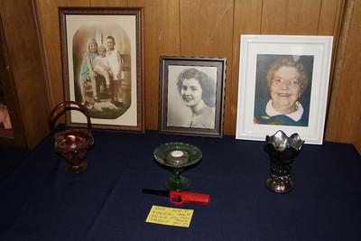 Eleanor's Memorial Service