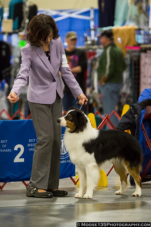 Greater Monroe Kennel Club Dog Show - March 2019