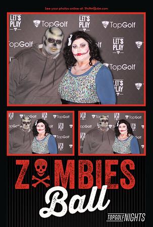 TopGolf Alpharetta Zombies Ball