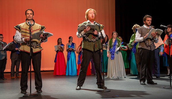 Princess Ida in Concert - September 14 & 15, 2019