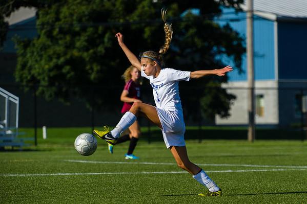 Ella Kirk Soccer Photos