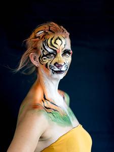 D2 Tiger Face