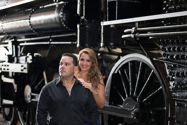 Tony & Carolina T. Engagement