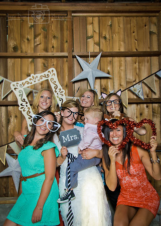 Riddle Wedding Photo Booth
