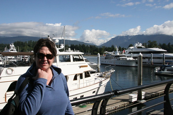 Day 02 - Vancouver & Cruising