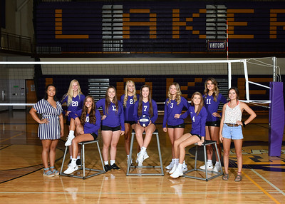 Team and Individual CHS Volleyball 2019-2020