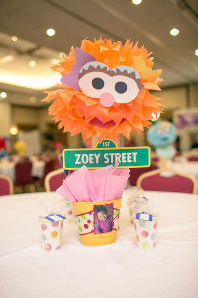 Zoey's 1st Birthday (Event Photos)