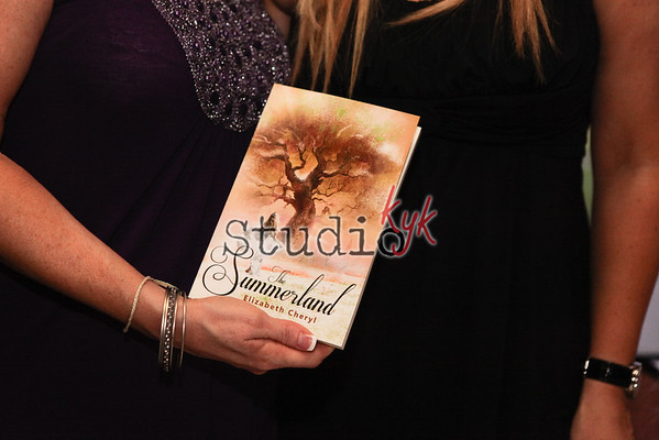 Summerland book release party