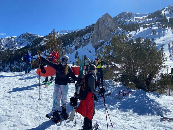 Avalanche Course February 19-21, 2021