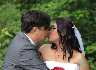 Mr & Mrs Lim's  Silver wedding Anniversary
