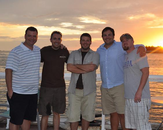 Roommate Reunion 2010: Key West