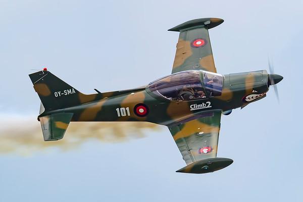 OY-SMA - SIAI-Marchetti SF-260