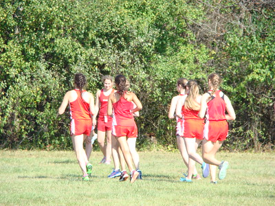 Cross Country at Delta College
